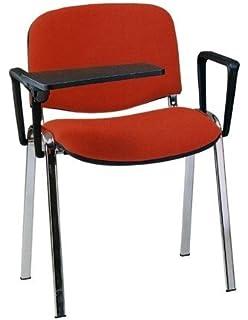 6 sedie in Ecopelle con Ribaltina scrittoio tavoletta per studio ...