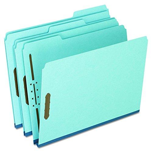 Pendaflex FP213 Pressboard Folders, 2 Fasteners, 1