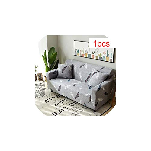 - fantasticlife06 Slipcovers Sofa Tight Wrap All-Inclusive Slip-Resistant Sectional Elastic Full Sofa Cover/Towel Single/Two/Three/Four-Seater,9,Two Seat Sofa