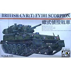 British FV-101 Scorpion 1-35 AVF Club