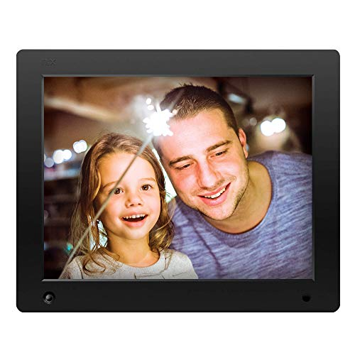 - NIX Advance Digital Photo Frame 12 inch X12D. Electronic Photo Frame USB SD/SDHC. Digital Picture Frame with Motion Sensor. Remote Control and 8GB USB Stick Included