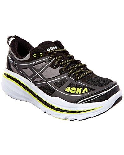 Hoka Stinson 3 Atr Trailrunning Schoenen - Aw16 Antraciet / Zuur