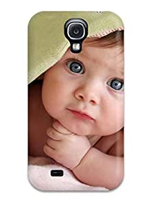 S4 Scratch-proof Protection Case Cover For Galaxy/ Hot Cute Baby Starring Phone Case