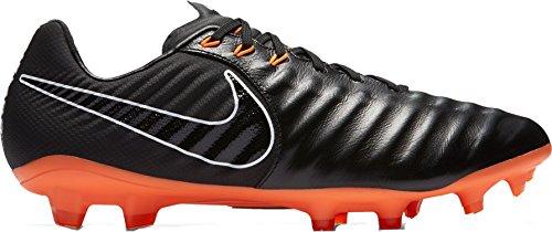 人活気づける疾患Nike Legend 7 Pro FG Soccer Cleats – ブラック/オレンジ、5 D (M) US / 6.5 B (M) US