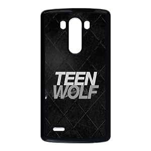 Teen Wolf LG G3 Cell Phone Case Black