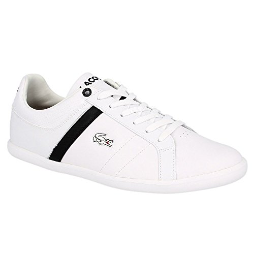 Evershot Black White Sneaker Fashion Shoe Lacoste RdxwHqfaq