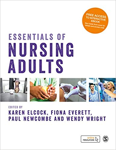 Essentials of Nursing Adults - Original PDF