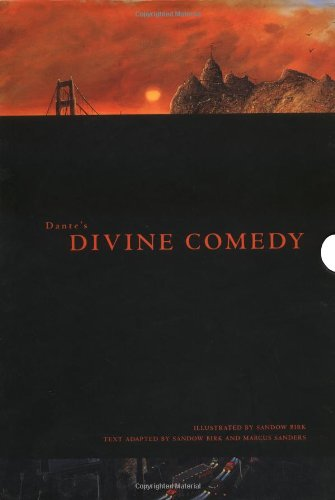 Dante's Divine Comedy: Boxed Set by Brand: Chronicle Books