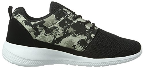 Kappa Damen Speed Ii Btc Sneakers Schwarz (1110 Nero / Bianco)