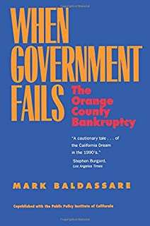 Big bets gone bad derivatives and bankruptcy in orange county the when government fails the orange county bankruptcy fandeluxe Image collections