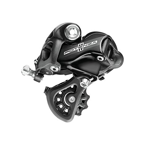 CAMPAGNOLO Potenza Rear Rd17-POB1S short 11 Speed Derailleurs, Black