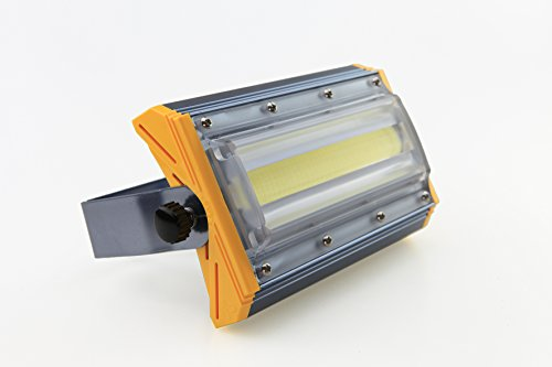 50W LED Flood Lights, Waterproof IP65 for outdoor, severe cold temperature Security Lights, Floodlight (Cold White)
