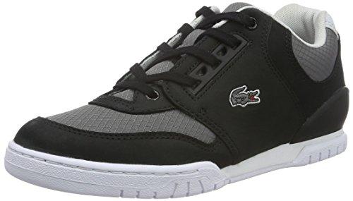 Lacoste L!VE INDIANA 316 1 C - Zapatillas para mujer BLK/DK GRY