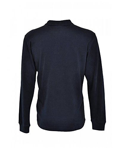 Trussardi Jeans Herren Poloshirt blau blau L