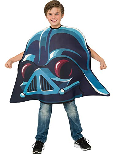Angry Birds Star Wars Darth Vader Child's Costume Tunic, One Size