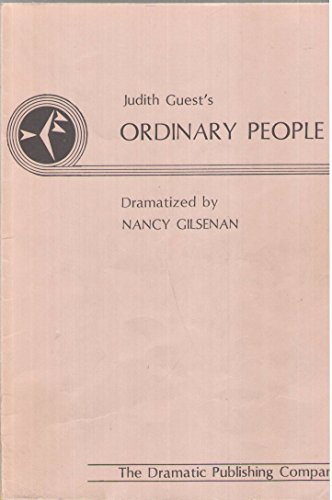 a summary of ordinary people by judith guest Judith guest's first novel, ordinary people is set in a chicago suburb, lake forest, near northwestern university but the specific location is superfluous but the specific location is superfluous.