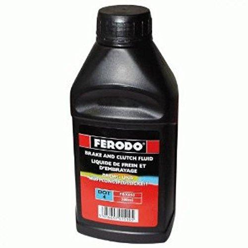 Ferodo Dot 4 Liquide de freins et d'embrayage 0, 5 l