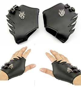 Final Fantasy Stylish Costume Cosplay DIY Gloves