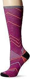 Sockwell Women\'s Incline Knee High Socks, Violet, Medium/Large