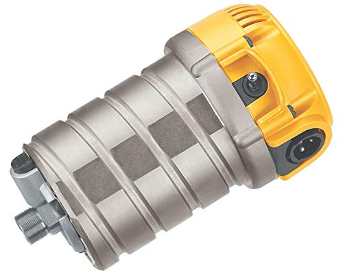 DEWALT DW618MR 2-1/4, Maximum motor HP EVS Router Motor (Renewed)