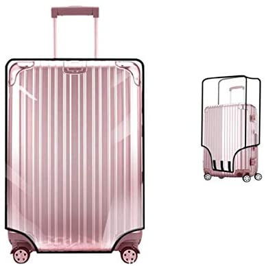 Suitcase Cover Transparent PVC Luggage Case Protective Cover Trolley Case Dust Cover