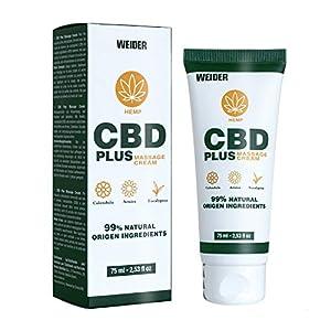 Weider Anti-inflammatory Cream 75 ml with CBD, Cal...