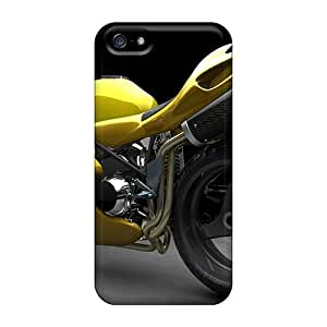 Hard Plastic Iphone 5/5s Cases Back Covers,hot Yellow Monster Cases At Perfect Customized Black Friday