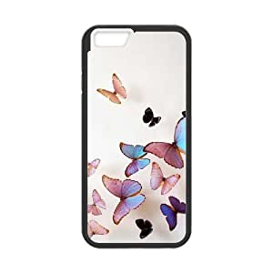 """Beautiful butterfly DIY Case for Iphone6 Plus 5.5"""", Custom Beautiful butterfly Case"""