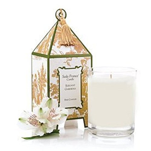 Seda France - Elegant Gardenia Candle by Seda France