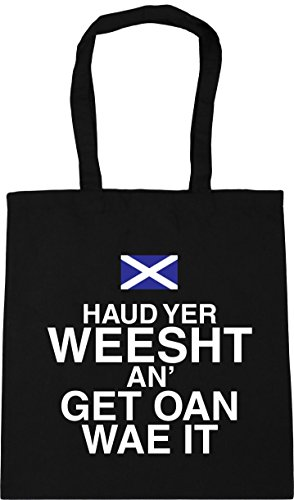 HippoWarehouse litres weesht Beach wae 42cm it oan 10 yer an Haud Black x38cm get Shopping Bag Gym Tote qqxwap4FBr