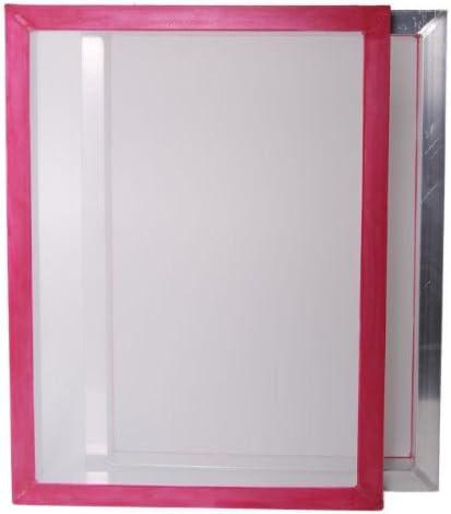 4 Pack 20x24 Aluminum Frame Size 156 White Mesh Silk Screen Printing Screens