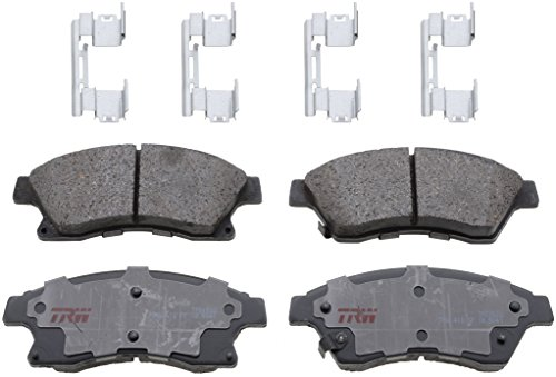TRW TPC1522 Premium Ceramic Front Disc Brake Pad Set