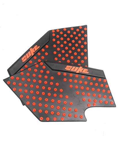 Motorcycle Anti slip Tank Pad 3M Side Gas Knee Grip Traction Pads Protector Sticker For KTM DUKE 125 200 390 2013-2017