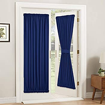 Amazon Com Pony Dance Patio Door Curtain Window