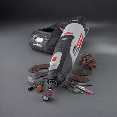 Craftsman Cordless Lithium-Ion Rotary Tool, 12 Volt, 9-31224