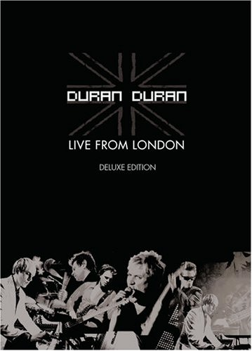 DVD : Duran Duran - Live from London [Explicit Content] (With CD, Deluxe Edition, Digipack Packaging, 2 Disc)
