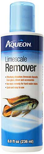 Expert choice for limescale remover fish tank