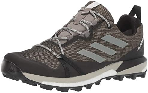 adidas Outdoor Men s TERREX SKYCHASER LT GTX Athletic Shoe, TRACE CARGO SESAME BLACK, 10.5 D US