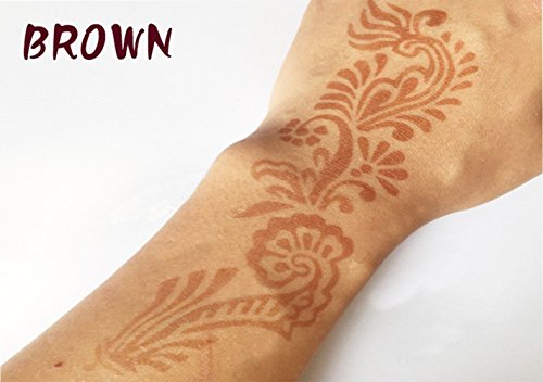 The 8 best henna paste cones brown