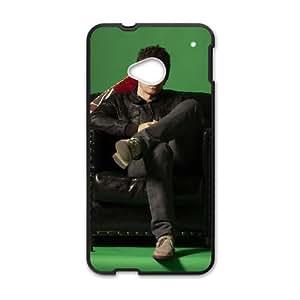 High Flying Birds H8K8CM Funda HTC uno M7 caja del teléfono celular Funda Negro Noel Gallagher