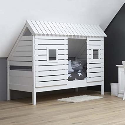 Lounge Zone Raumwunder Marken Hochbett Holz Massiv