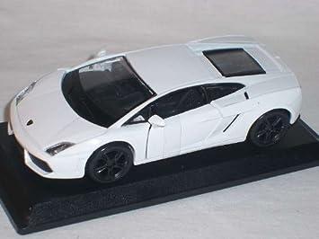 Lamborghini Gallardo Lp560-4 Weiss Coupe 1//32 Bburago Burago Modellauto Modell A