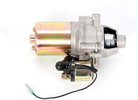 Amazon.com: ONEPACK - Kit de arranque eléctrico con rueda de ...