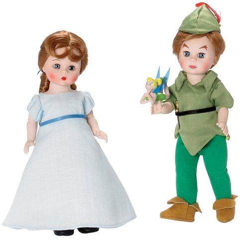 Peter Pan & Wendy (Madame Alexander Peter Pan)
