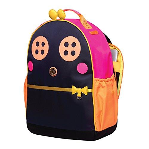 Miss Locker Cute Backpack - Teen Girl School Book Bag Shoulder Kids College Women Laptop Daypack Children Purse 13, 15 Inch Computer Kawaii Cartoon Anime Travel Rucksack from Miss Locker