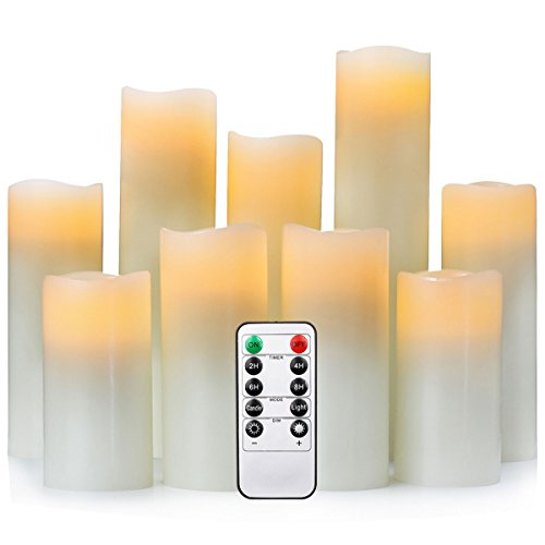 Pandaing Flameless Candles Operated Function product image