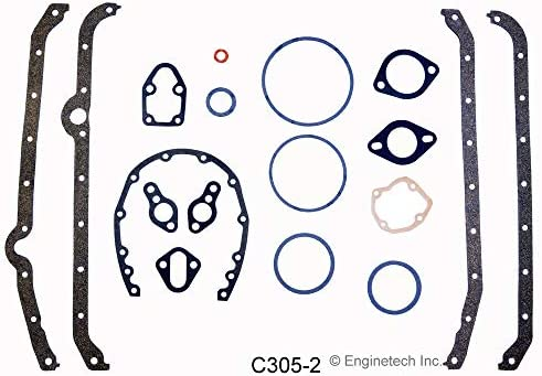 Enginetech C305-1 Gasket GM 262 267 5.0L 305 O-Ring VSS