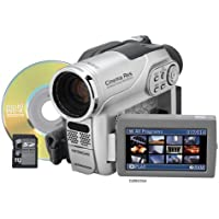 Hitachi DZ-BX35A DVD Camcorder with 25x Optical Zoom (Discontinued by Manufacturer)
