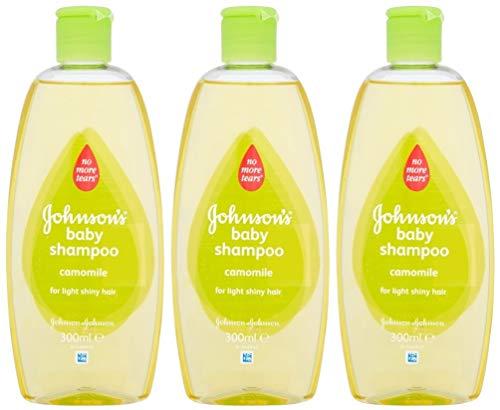 Best Shampoo With Chamomiles - Johnson's Baby Shampoo No More Tears