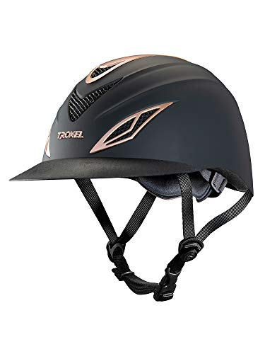 Troxel Avalon Competition Helmet Small Rose Gold